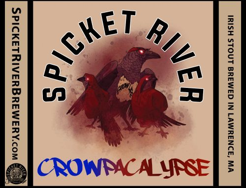 Spicket River Brewery: new Crow Brew!!